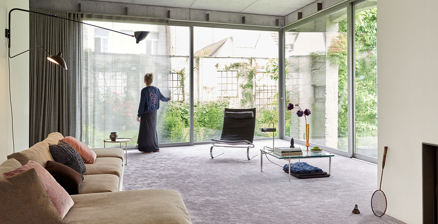 Creative carpet for your home